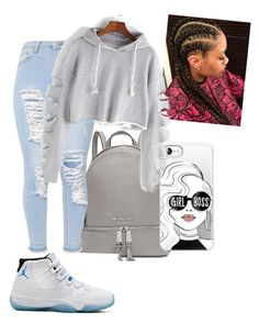 """""""Back to school"""" by d-baby23 on Polyvore featuring Michael Kors and Casetify"""