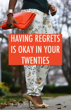 Regrets can help your career // #levo #20somethings