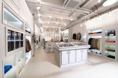 brick walls » Retail Design Blog