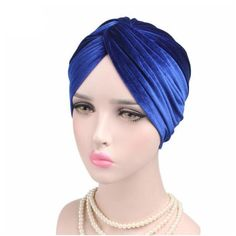 f45a7d8c29e fashion velvet women hats turban caps twist dome caps head wrap Europe  style india hats women beanies skullies Chemo Caps