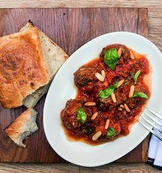 Rezept-Tipp: Domates Soslu Köfte - Fleischbällchen in Tomatensauce