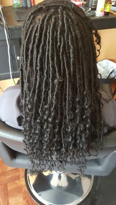 Goddess Locs by Donni