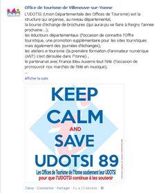 office de tourisme de Villeneuve-sur-Yonne Promotion, Villeneuve, Sites Touristiques, Le Site, My Job, Organization
