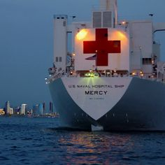 #MSC Military Sealift Command Hospital Ships provide an afloat, mobile, acute surgical medical facilities when called upon to the U.S. military, and hospital services to support U.S.disaster relief and humanitarian assistance operations worldwide @ http://www.msc.navy.mil/inventory/ships.asp?ship=124