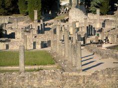 Photos - Vaison-la-Romaine - 16 images de qualité en haute définition vestiges gallo romains