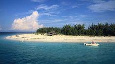 island tropical escape