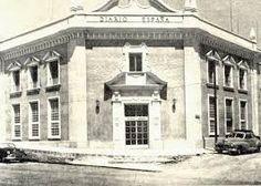 edificio del diario españa de tanger