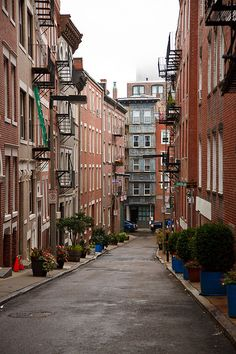 Boston, Massachusetts - USA, America do Norte Oh The Places You'll Go, Great Places, Places To Travel, Beautiful Places, Places To Visit, Boston North End, In Boston, Boston Strong, Boston Town