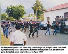 Image result for dili massacre
