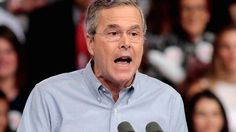"""Jeb Bush Announces Bid for 2016 Presidential Run --- [S]ays about Democrats: """"They are responsible for the slowest economic recovery ever, the biggest debt increases ever, a massive tax increase on the middle class""""... [Odd. Obama  GAVE TAX BREAK TO MIDDLE-CLASS, the debt was massively increased by his brother and we woudn't need any recovering if,  again, his brothers didn't have break the economy in first place!]"""