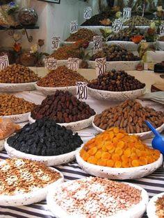 Market Photography Morocco