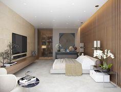 Интерьеры дома в Саудовской Аравии, Архитектурное бюро Александры Федоровой