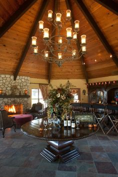 Rustic Wedding Venue at Orange County Winery