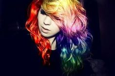 How To Safely Color Your Hair with Kool-aid: Kool-aid Hair Dye