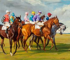 by Andre Pater. A modern Munnings