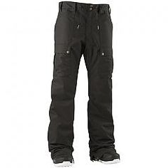 AIRBLASTER | FREEDOM CARGO PANTS (TECHNICAL BLACK)