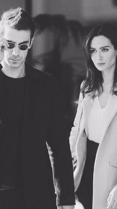 #SiyahBeyazAşk #AsFer Turkish Men, Turkish Actors, Girl Photo Poses, Girl Photos, Romantic Couple Dp, Black And White Love, Lovely Eyes, Kim Jong In, Photo Black