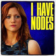 I have nodes.