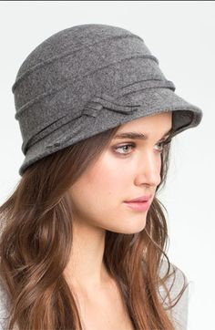f2d583ed56d Nordstrom Wool Cloche available at  Nordstrom  winter  lovelovelove Cloche  Hat