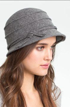 Grey, Nordstrom Wool Cloche | Nordstrom