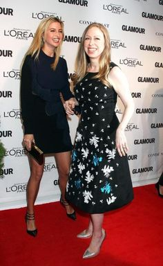 Chelsea Clinton and Ivanka Trump call truce during campaign