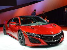 Oh Hell Yes, The 2016 Acura NSX Is Just Absolutely Awesome