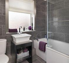 7 Victorious Simple Ideas: Half Bathroom Remodel Space Saving bathroom remodel r. Space Saving Bathroom, Small Bathroom Tiles, Mold In Bathroom, Bathroom Design Small, Grey Bathrooms, Bathroom Tubs, Bathtub Tile, Bathroom Gray, Wainscoting Bathroom