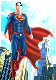 Captain Marvel, Captain America, Superman Family, Superman Art, Superman Pictures, Black Panther Art, Dc World, Dc Tv Shows, Superman Man Of Steel