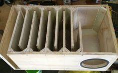 Car Speaker Box, Diy Bluetooth Speaker, Speaker Box Design, Diy Speakers, Subwoofer Diy, 15 Inch Subwoofer Box, Subwoofer Box Design, Ported Box, Wooden Speakers