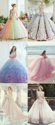 Gowns BEST OF 30 most popular wedding dresses! Cute Prom Dresses, 15 Dresses, Ball Dresses, Pretty Dresses, Ball Gowns, Fashion Dresses, Awesome Dresses, Pageant Dresses, Fashion Clothes