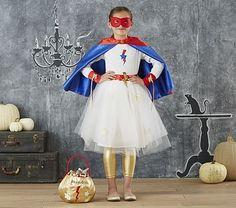 Super Hero Amazing Girl Costume #pbkids