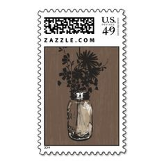 >>>Are you looking for          Vintage Mason Jar & Wild Flowers Stamp           Vintage Mason Jar & Wild Flowers Stamp lowest price for you. In addition you can compare price with another store and read helpful reviews. BuyShopping          Vintage Mason Jar & Wild Flowers Stam...Cleck Hot Deals >>> http://www.zazzle.com/vintage_mason_jar_wild_flowers_stamp-172818913287877369?rf=238627982471231924&zbar=1&tc=terrest