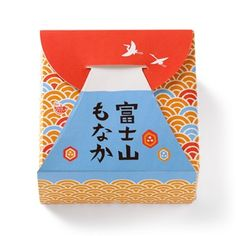 the japanese are really into mount fuji huh. Fruit Packaging, Food Packaging Design, Soap Packaging, Packaging Design Inspiration, Brand Packaging, Japan Package, Monte Fuji, Japanese Typography, Typography Poster