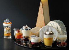 「チーズ・デザートブッフェ」がウェスティンホテル東京で開催 - スイーツで食べ比べるチーズの世界   ニュース - ファッションプレス