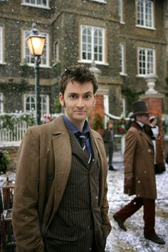 FESTIVE THROWBACK THURSDAY: David Tennant & David Morrissey In The Next Doctor