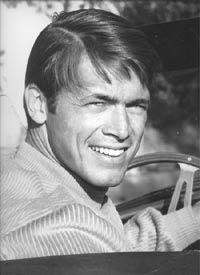 Chad Everett - played Dr. Gannon on the TV show Medical Center