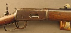 1894 Winchester Rifle With Lyman Sight
