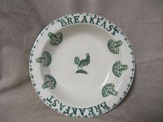 Emma Bridgewater BREAKFAST bowl