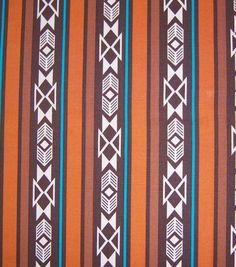 45'' Home Essentials Fabric-Arizona Stripe