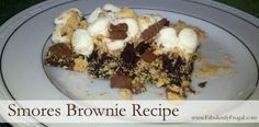 {Pin This} You can typically get great deals on Marshmallows, Chocolate Bars, and Graham Crackers starting Memorial weekend and going through out the summer. I always have brownies in my stockpile. I like to buy them for .50 or less! INGREDIENTS Brownie Mix Box 3 Chocolate Bars 1 1/2 cups of Marshmallow's (I usually use… Read More