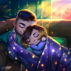by ayyasap on deviantart art in 2019 love drawings, anime lov Cute Love Pictures, Cute Cartoon Pictures, Cute Love Gif, Cute Love Couple, Love Images, Romantic Cartoon Images, Images Photos, Love Cartoon Couple, Cute Love Cartoons