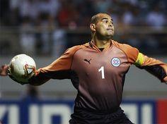 José Luis Chilavert, reconocido como el quinto mejor arquero de la historia del fútbol
