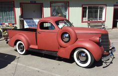 1938 Studebaker Coupe Express