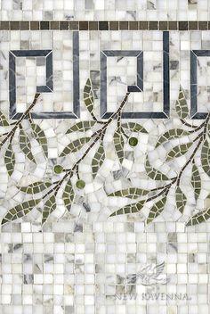 CB0616 Cyrano with 1.5 cm Grid | New Ravenna Mosaics
