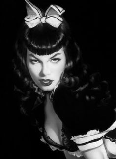 Who cares? Bettie Page and freedom of speech, music and pin ups! Civil Rights Act/US Bill Of Rights 1-10 Amndmnts! Ya its like freedom man!