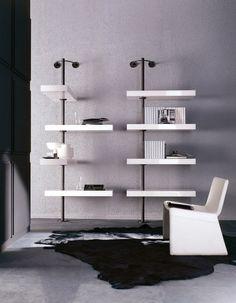 94 best wall shelving storage images armchair book shelves rh pinterest com