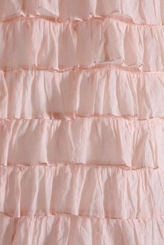 Charming Urban Outfitters Ruffle Shower Curtain