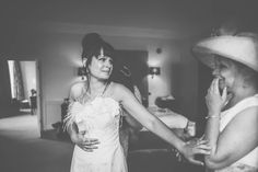 Buckland Tout Saints weddings. Photo by GRW Photography