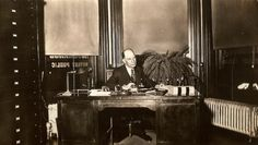 1930/40's Office Interior