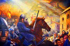 Norman assault on Cosenza